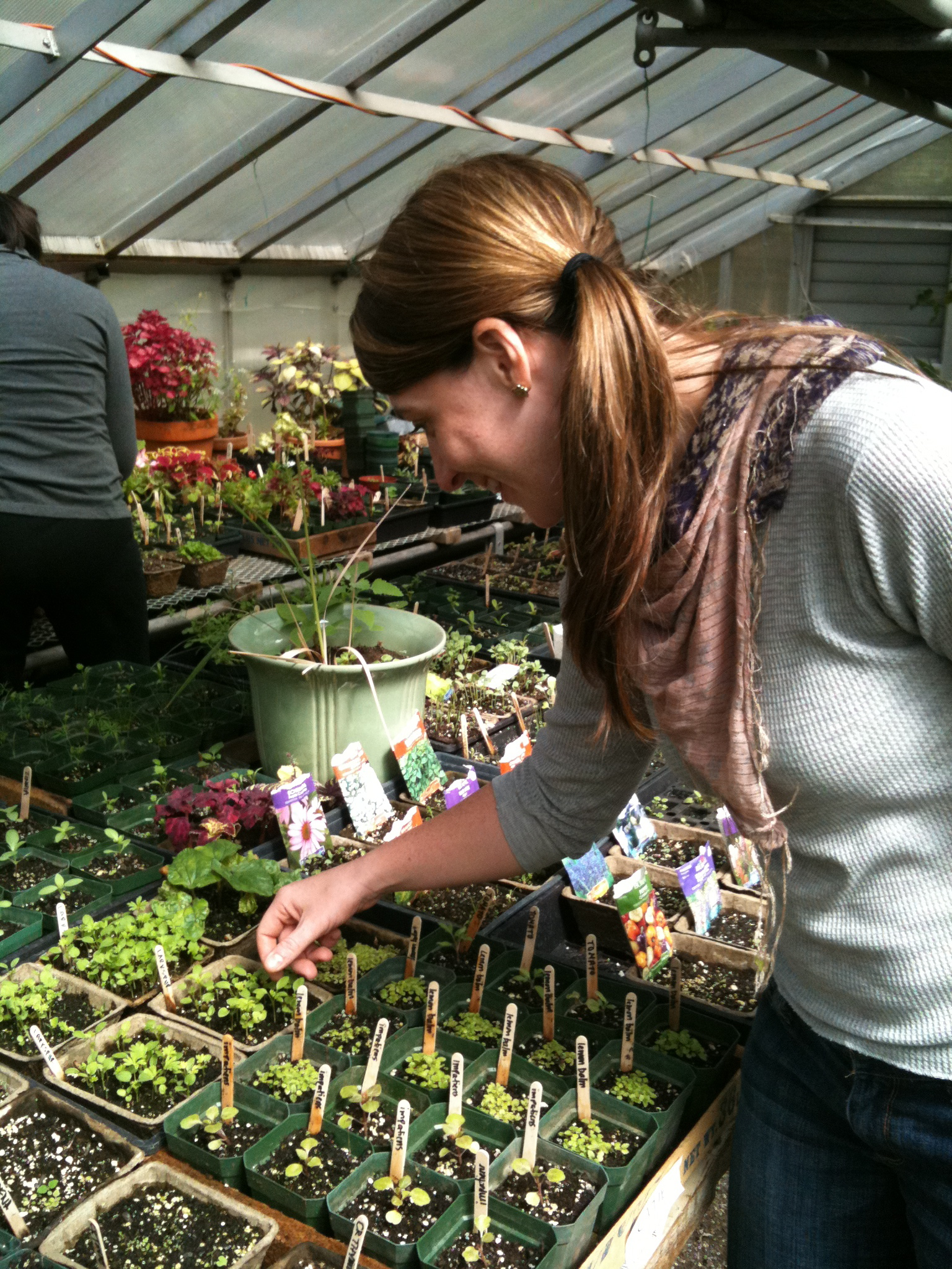 A Visit With Gardener Katie